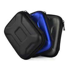Portable Carry Case Cover Pouch Bag USB External Disk Hard Drive Protecter Black