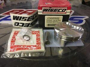 SUZUKI DRZ400 - KAWASAKI KLX400 - Wiseco - 4796M09450 - Piston Kit