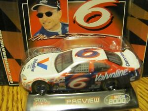 Mark Martin - 2000 #6 - Valvoline & Cummins - 1:64 Racing Champions