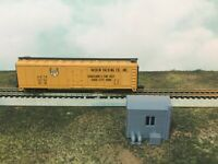 """Water """" Pump House """" Shed - N Scale 1:160 No Assembly Required!"""