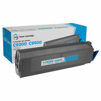 LD 41963603 Type C5 Cyan Laser Toner Cartridge for Okidata Printer