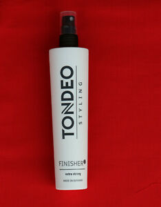 Tondeo Finisher 2, war vorher Discostar Lac Styler extra strong  200 ml