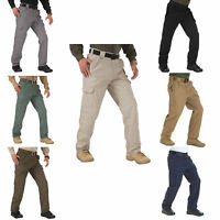5.11 Tactical Men's Military Work Pants, Style 74251, Waist 28-44, Inseam 30-36