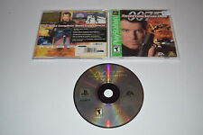 007 Tomorrow Never Dies Greatest Hits Playstation PS1 Video Game Complete