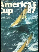 AMERICA'S CUP '87 SPORT/SPETTACOLO  MARGHERITA BOTTINI WHITE STAR - MURSIA 1987