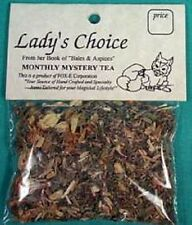 """Lady's Choice """"Monthly Mysteries"""" Tea ~ Herbal Magick"""