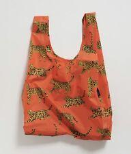 Baggu Bengal Cat Standard Size Reusable Bag - Nwt - Discontinued Pattern