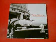 MAXI JAZZ & THE E-TYPE BOYS Simple.. Not Easy LP! New! Faithless
