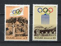 S2338) Greece 1978 MNH New Olympic Committee 2v