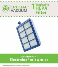 Replacement Electrolux Eureka Sanitaire HF12 HF1 EL012W Hepa Filter
