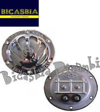 8029 - CLACSON CLAXON CROMATO VESPA 150 VBA1T VBB1T GL SENZA BATTERIA