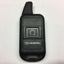 Subaru Remote Car Starter FCC ID GOH-PCMINI-2W2