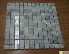 Mugla White Marble Polished Mosaic sheet 305 x 305mm,Natural Stone
