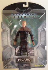 Star Trek Nemesis Captain Picard Action Figure - Diamond Select Art Asylum 2002