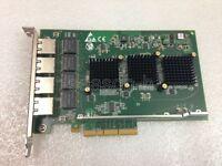 Silicom 4 Port PCI-E 3U Network Adapter PEG4I6B-ROHS intel 82576