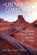 Un Nuevo Comienzo: Meditaciones diarias para Cuaresma y Pascua (Spanish Edition)