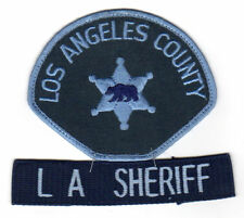 Collectible California Police Patches