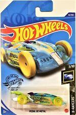 Hot Wheels - 2020 X-Raycers 7/10 Pedal de Metal 42/250 (BBGHF46)