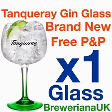 Single Tanqueray Gin Glass 62cl Brand New 100% Genuine Official
