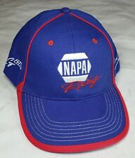 Napa Racing Hat Blue Strapback Fallen Heroes Fund Cap #24