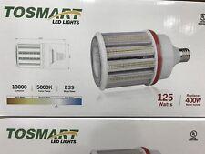 125 Watt LED Corn Bulb light 13,000 Lumens 400 Watt Metal Halide Replacement