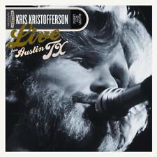 Kris Kristofferson - Live From Austin Tx (NEW CD+DVD)