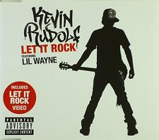 Maxi CD - Kevin Rudolf - Let It Rock - #A2761