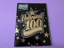 CIAK n.8 del 1987 CON SCHEDE FILM HOLLYWOOD 100 La storia di un mito