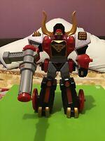 Power Rangers Super Samurai Deluxe Bull Megazord (1)