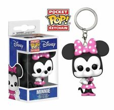 Funko Pocket Pop Keychain Portachiavi Disney Minnie Mouse Mini Figure