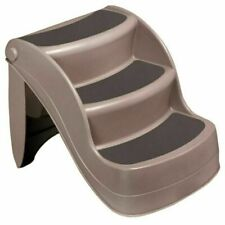 Paws N Claws 43790 Portable Pet Steps - Grey