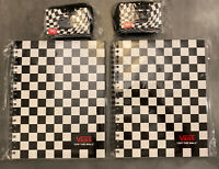 Vans Shoes Family Exclusive - 2 Disposable Cameras & 2 Checkerboard Notebooks