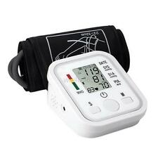 Hot Portable Sphygmomanometer Meter Arm Blood Pressure Monitor Pulse Health Care