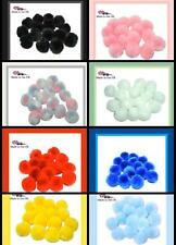 25MM OR 40MM QUALITY FLUFFY POM POMS FOR ALL YOUR ART & CRAFT PROJECTS