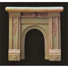Dolls House Cream Fireplace Surround 12th Scale DF689