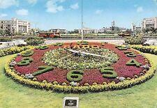 B95713 philippines rizal park manila rado flower clock