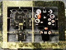 Yahu Model 1:72 Ki-44 TOJO Color Instrument PE for Sword Hasegawa Kit #YML7202