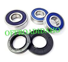 REAR AXLE WHEEL BEARING SEAL KIT HONDA CBR600F3 1997 1998 CBR600 CBR 600F3 600