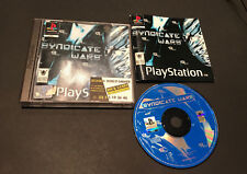 Syndicate Wars Play Station Playstation PS1 PAL