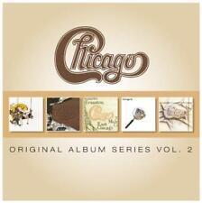 Chicago - Original Album Series: Vol 2 - Chicago Ix Greatest Hits '69- (NEW 5CD)