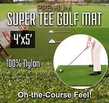 Premium Super Tee Golf Mat - 4 feet x 5 feet