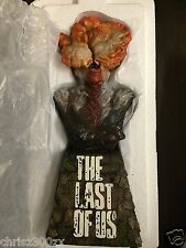 "The Last of Us Clicker Bust Statue - Polystone 11"" Tall by Naughty Dog #591/1500"