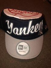 New New Era Adult MLB New York Yankees Script & Paint Cap Strapback Hat $25