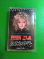 BONNIE TYLER Faster Than The Speed Of Night PCT38710 Cassette Tape