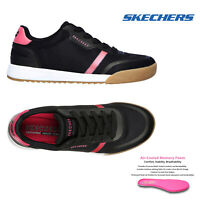 Skechers Womens Zinger 2.0 Pearlescent Path Lace Up Memory Foam Sports Trainer