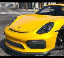 Porsche 981 Front Bumper GT4 Update Bumper 981 Boxster 981 Cayman 2012 to 2016