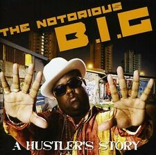 THE NOTORIOUS B.I.G. - A HUSTLER'S STORY NEW CD