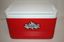 T.G.I. FRIDAYS IGLOO LEGEND 6 COOLER 6 PACK SIZE VERY GOOD CLEAN