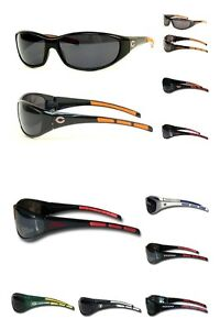 NFL Official Licensed Sunglasses 3 DOT UV 400 Protection All teams 31741