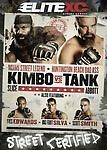 EliteXC - Kimbo Vs Tank: Cage Tested - Street Certified (DVD, 2008, 2-Disc Set)